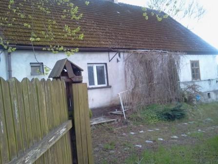 dom wolnostojący Siercz