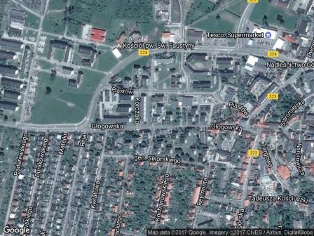 Mieszkanie 2-pokojowe Góra, ul. Głogowska 50