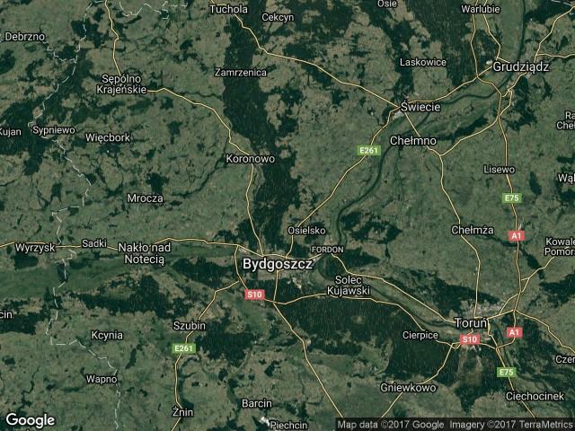 Działka budowlana Maksymilianowo