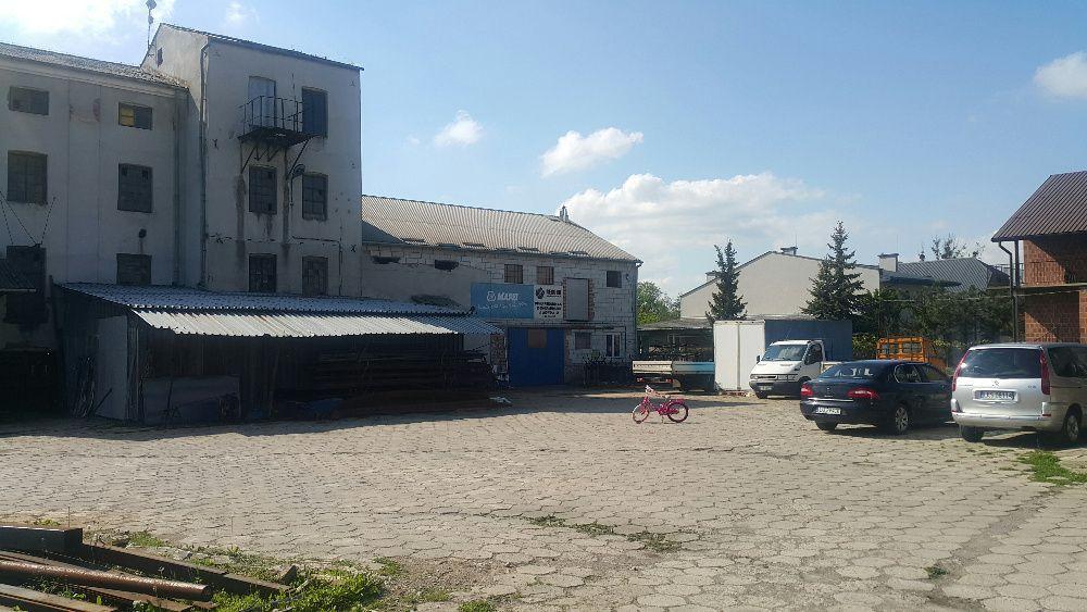Działka inwestycyjna Krasnystaw