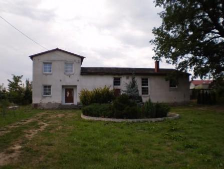 dom wolnostojący Wąsosz