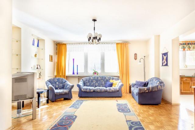 Mieszkanie 4-pokojowe Warszawa Powiśle, ul. Górnośląska 4