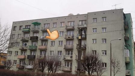 Mieszkanie 3-pokojowe Sokołów Podlaski, ul. Skłodowskiej-Curie 18C