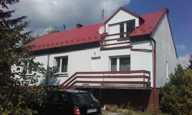 dom wolnostojący Kopaliny