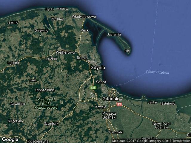 Mieszkanie 1-pokojowe Gdynia Witomino