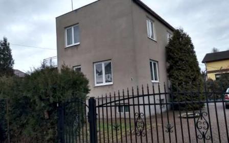 dom wolnostojący, 4 pokoje Skierniewice, ul. Niezapominajek 5