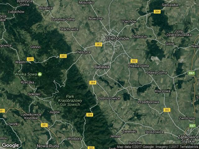 Mieszkanie 1-pokojowe Bielawa, ul. Obrońców Westerplatte