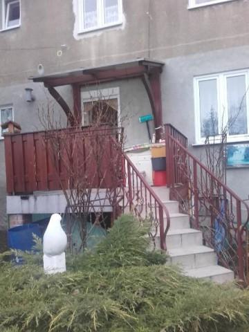 Mieszkanie 2-pokojowe Bielawa, ul. Wysoka