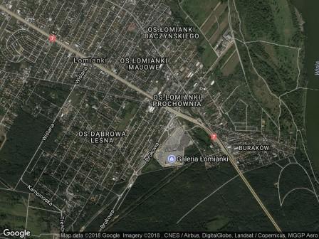 dom wolnostojący, 11 pokoi Łomianki Łomianki-Dąbrowa, ul. Wyboista 4A