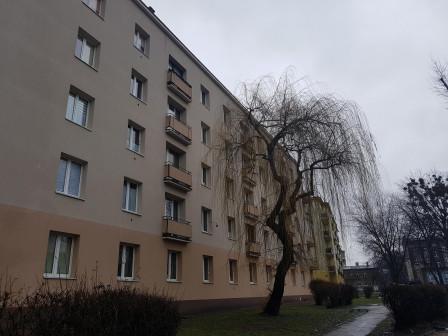 Mieszkanie 1-pokojowe Łódź Bałuty, ul. Wrocławska