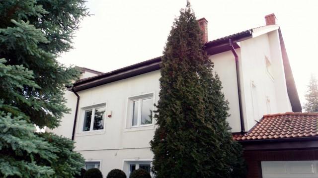 dom wolnostojący, 11 pokoi Łomianki Dolne