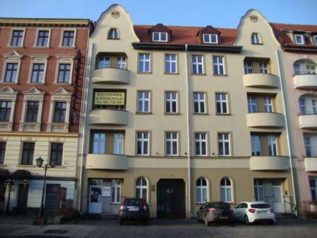 Mieszkanie 2-pokojowe Gniezno, ul. 3 Maja 15