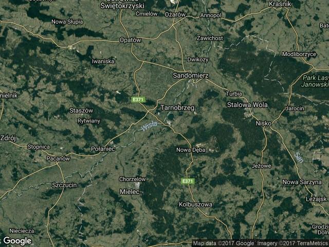 dom wolnostojący Tarnobrzeg Nagnajów, ul. Nadwiślańska 22