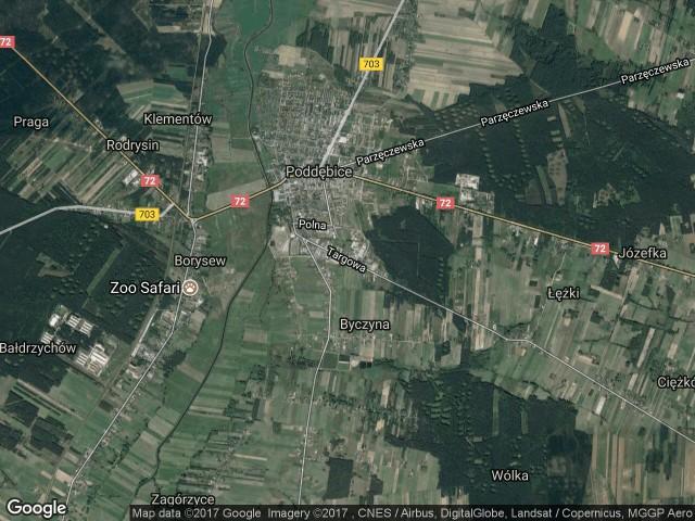 Mieszkanie 2-pokojowe Poddębice Byczyna, ul. Targowa