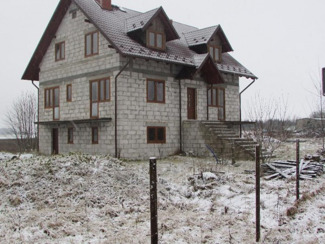 dom wolnostojący Krzemieniewo