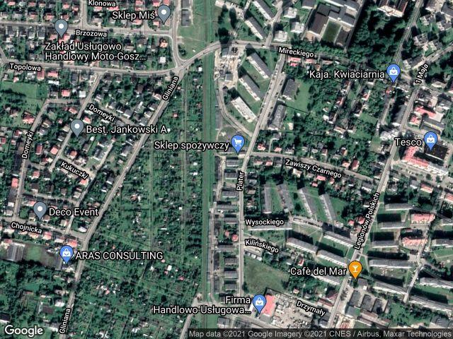 Mieszkanie 3-pokojowe Lębork, ul. Emilii Plater