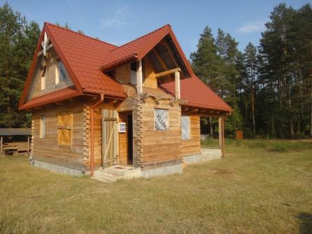 dom wolnostojący, 3 pokoje Siemianówka, ul. Szkolna