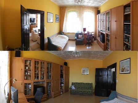 Mieszkanie 3-pokojowe Wałbrzych Śródmieście, ul. 1 Maja