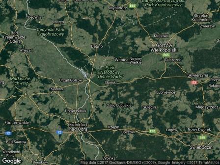 Mieszkanie 1-pokojowe Słońsk