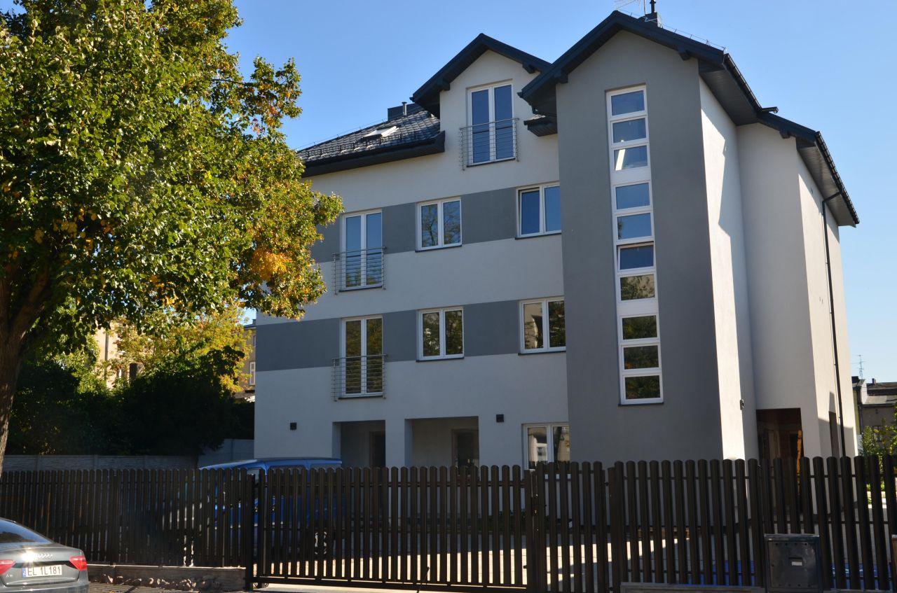 Mieszkanie 3-pokojowe Łódź Chojny, ul. Pryncypalna