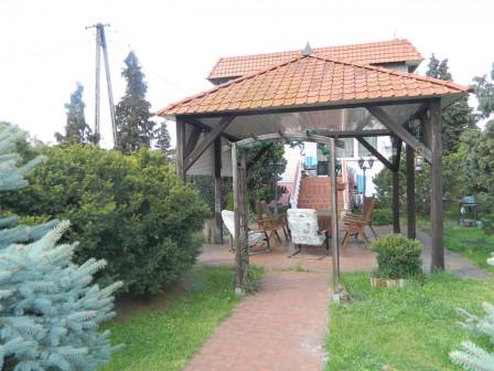 dom wolnostojący, 4 pokoje Mała Nieszawka, ul. Toruńska
