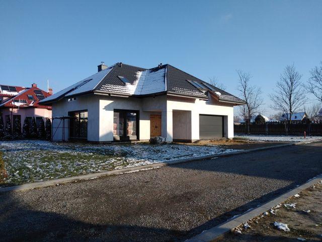dom wolnostojący, 5 pokoi Głogów Małopolski Leśna Wola, ul. Wojska Polskiego
