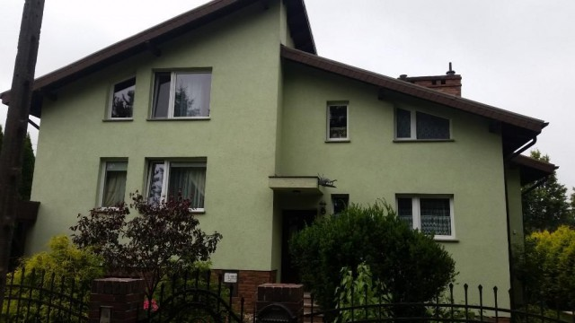 dom wolnostojący Kieźliny, ul. Tadeusza Różewicza