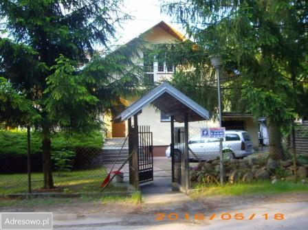 dom wolnostojący, 5 pokoi Dąbrowa, ul. Łuże