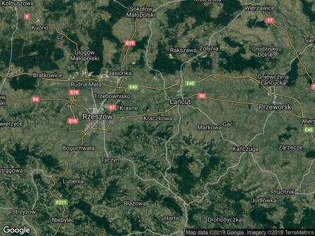 Działka budowlana Kraczkowa