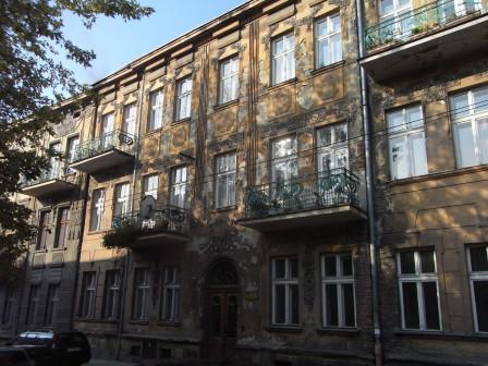 kamienica Tarnów Śródmieście, ul. Legionów