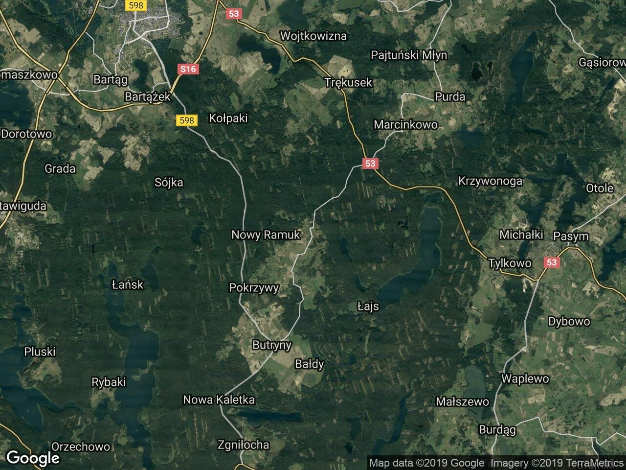 Działka budowlana Nowa Wieś