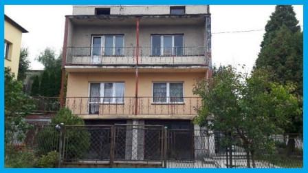 dom wolnostojący, 4 pokoje Będzin Małobądz
