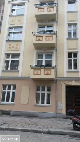 Mieszkanie 2-pokojowe Wrocław Śródmieście, ul. Norberta Barlickiego