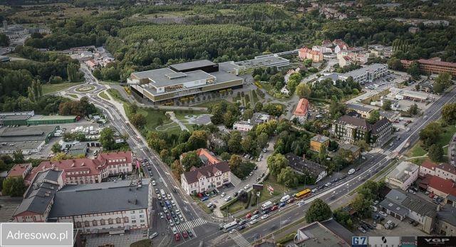 Działka inwestycyjna Wałbrzych Biały Kamień, ul. Piotra Wysockiego