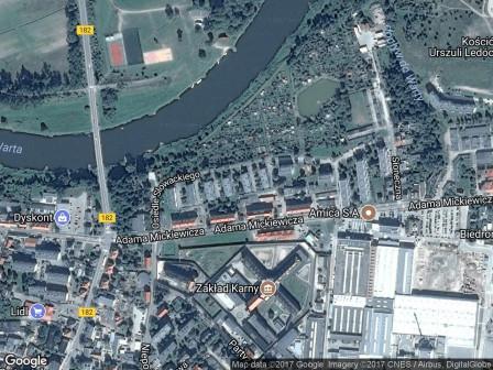 Mieszkanie 2-pokojowe Wronki, os. Słowackiego