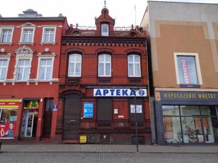 Mieszkanie 4-pokojowe Lębork Centrum, pl. Pokoju