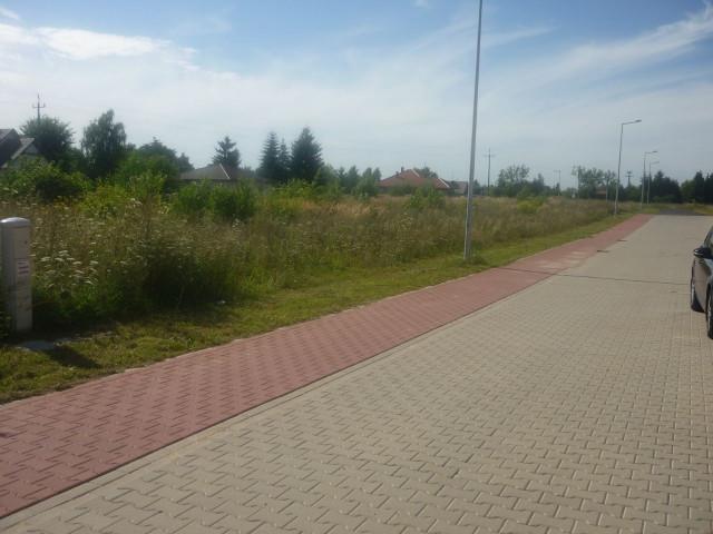 Działka budowlana Złotkowo