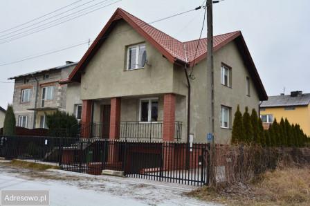 dom wolnostojący, 5 pokoi Skierniewice Rawka