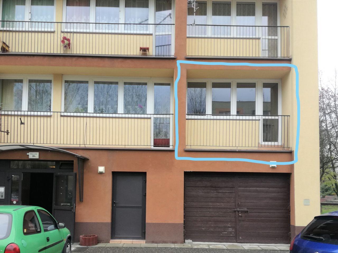 Mieszkanie 3-pokojowe Katowice Brynów, ul. Józefa Gallusa