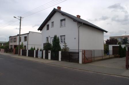 dom wolnostojący, 7 pokoi Września Sokołowo-Osiedle, ul. Szeroka