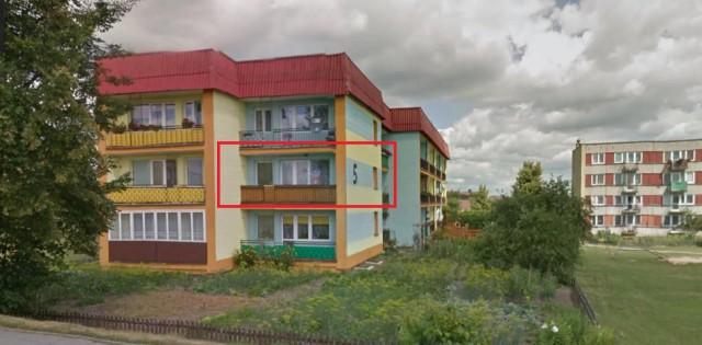 Mieszkanie 2-pokojowe Lipsk, ul. Nowodworska 5