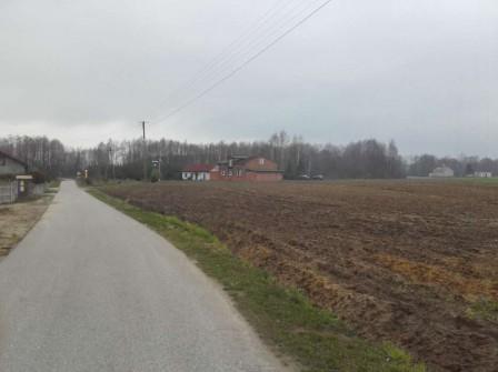 Działka rolno-budowlana Pasieka