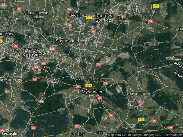 Mieszkanie 2-pokojowe Sosnowiec Niwka