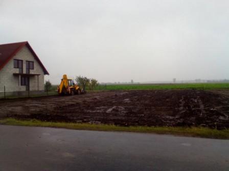 Działka budowlana Lubanie