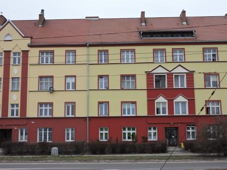 Mieszkanie 2-pokojowe Gorzów Wielkopolski, al. Aleje 11 Listopada 93