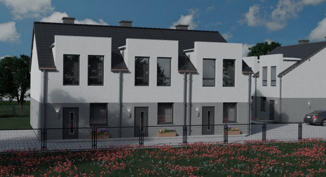 bliźniak, 3 pokoje Oleśnica Rataje, ul. Perłowa