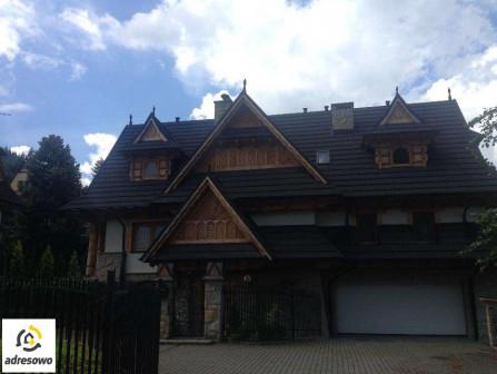 dom wolnostojący Zakopane Jaszczurówka
