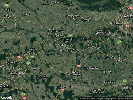 Mieszkanie 3-pokojowe Skierniewice Widok, ul. Armii Krajowej