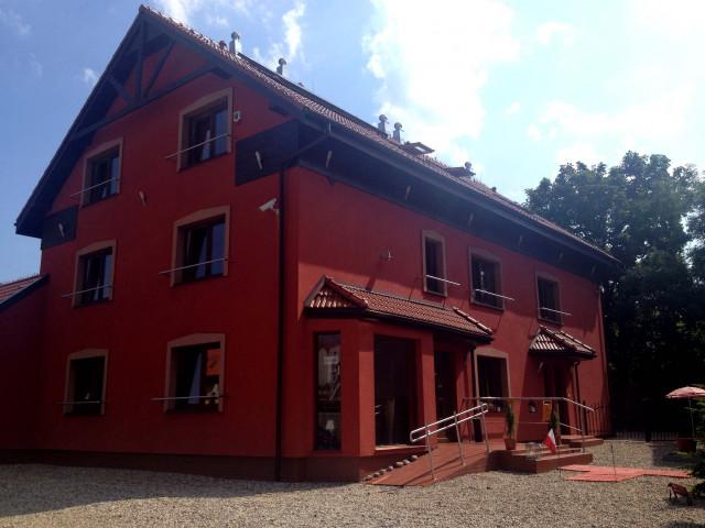 hotel/pensjonat, 20 pokoi Gdańsk Kowale