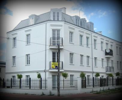 Mieszkanie 1-pokojowe Legionowo Centrum, ul. Aleja 3 Maja 4